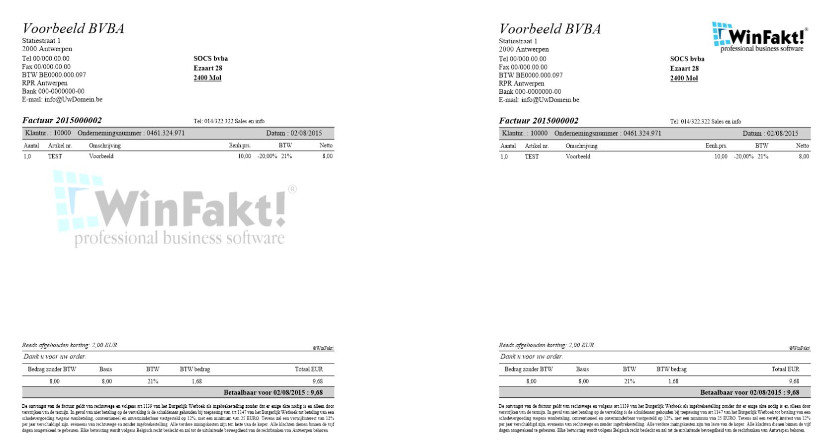 0c3f2320ae0ab0 Facturatie,facturatieprogramma, facturen maken, factureren ...